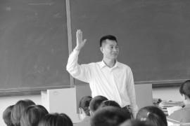人生最大的幸运就是遇到一位好老师!