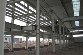 江门钢结构工程施工质量控制的注意事项!